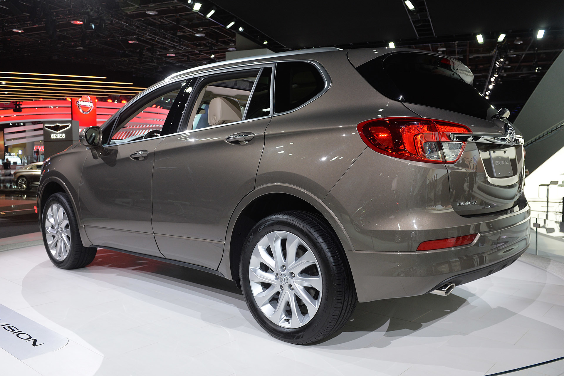 Buick Envision Engineered In USA Manufactured In China 2