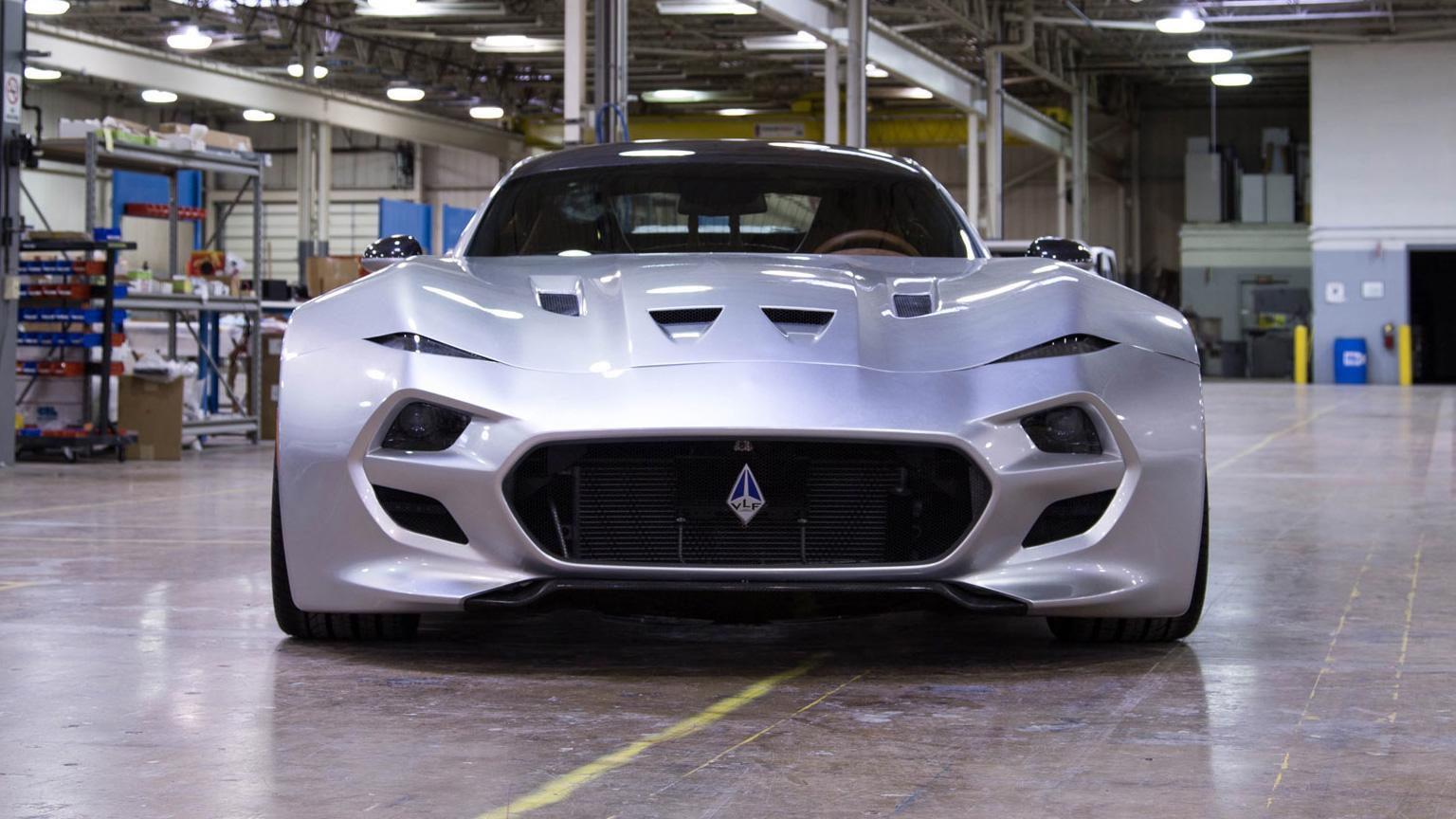 FORCE 1 V10 By VLF Automotive 5