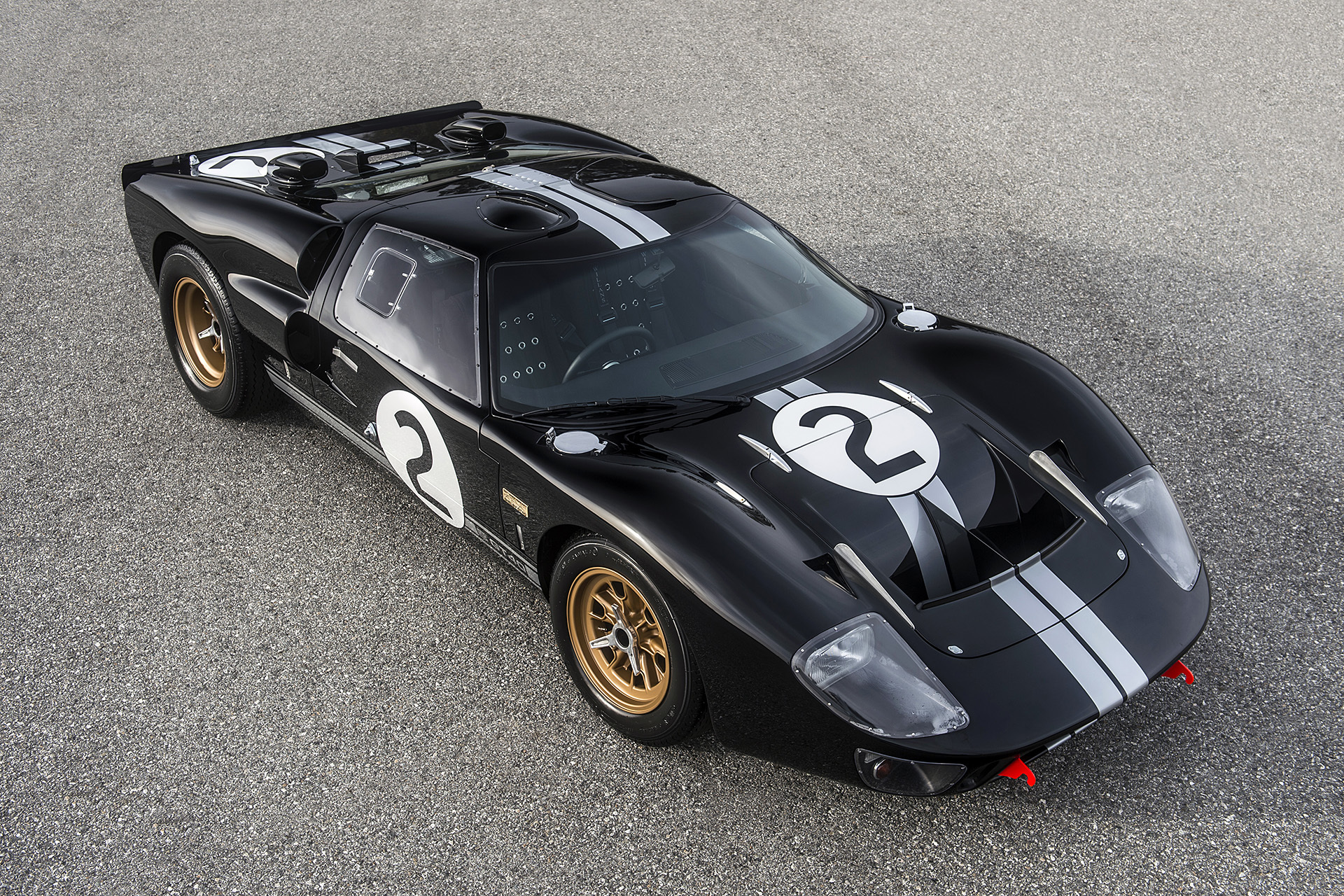 ford gt40 mkii limited edition created especially from superperformance for the 50th anniversary of the 1966 24h le mans victory - 1966 Ford Gt40 Mk2