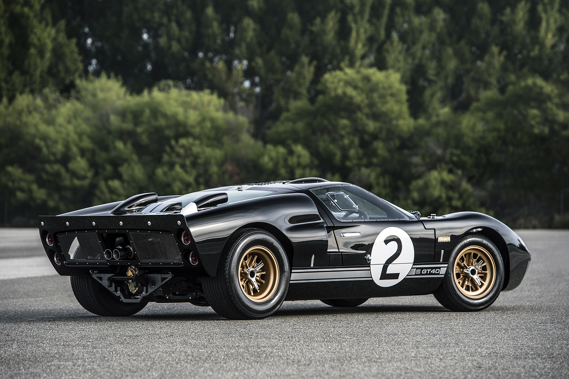 ford gt40 mkii limited edition created especially from superperformance for the 50th anniversary of the 1966 24h le mans victory