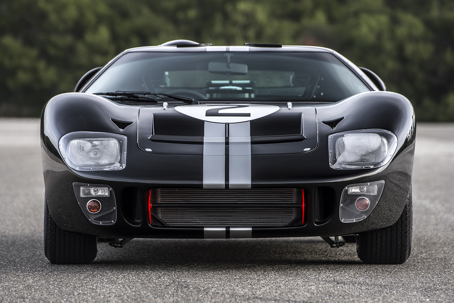 ford gt40 mkii limited edition created from superperformance 2