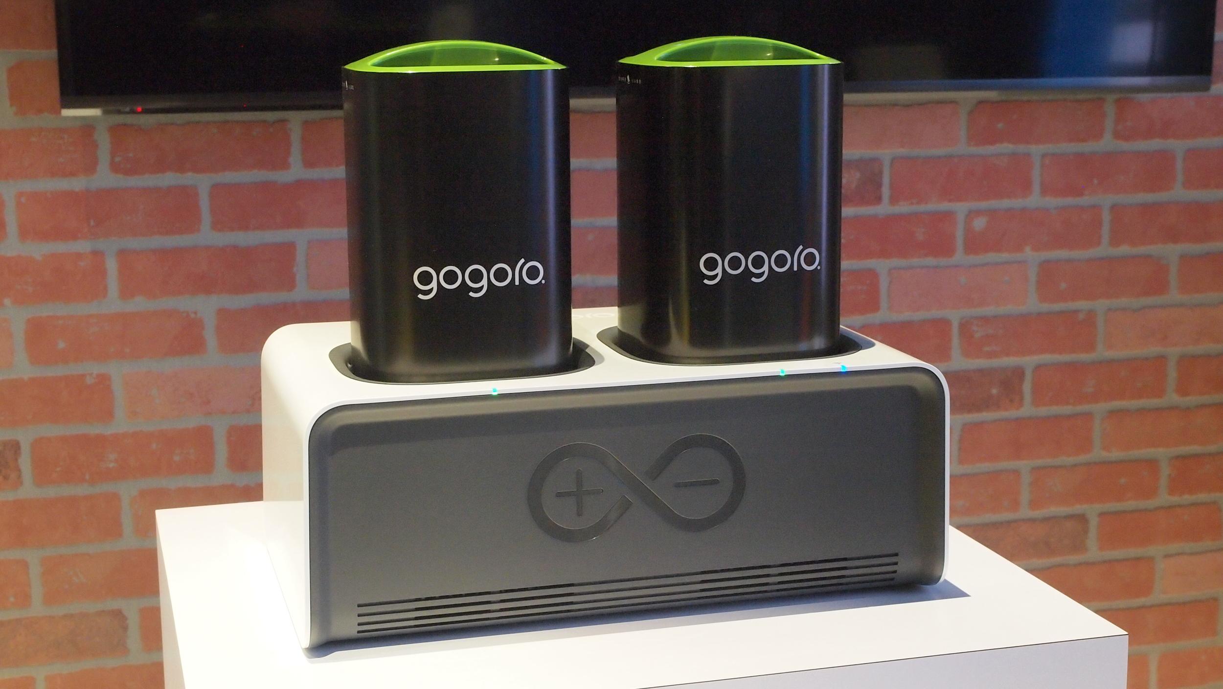 Gogoro Smartscooter Plus Uses Panasonic 18650 Cylindrical