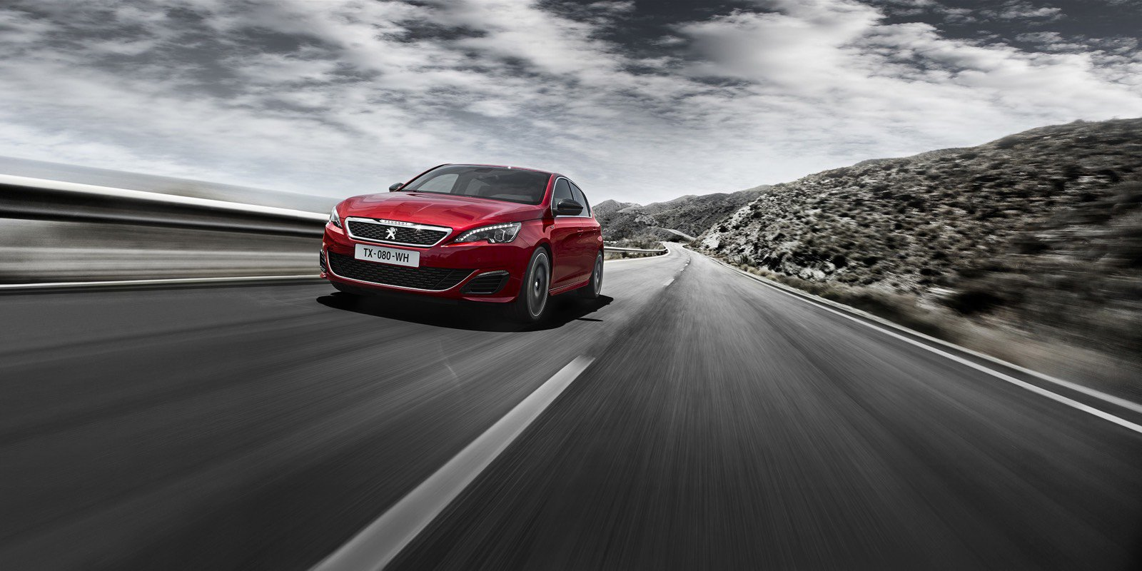 Take A Look At The Peugeot 308 GTi 1