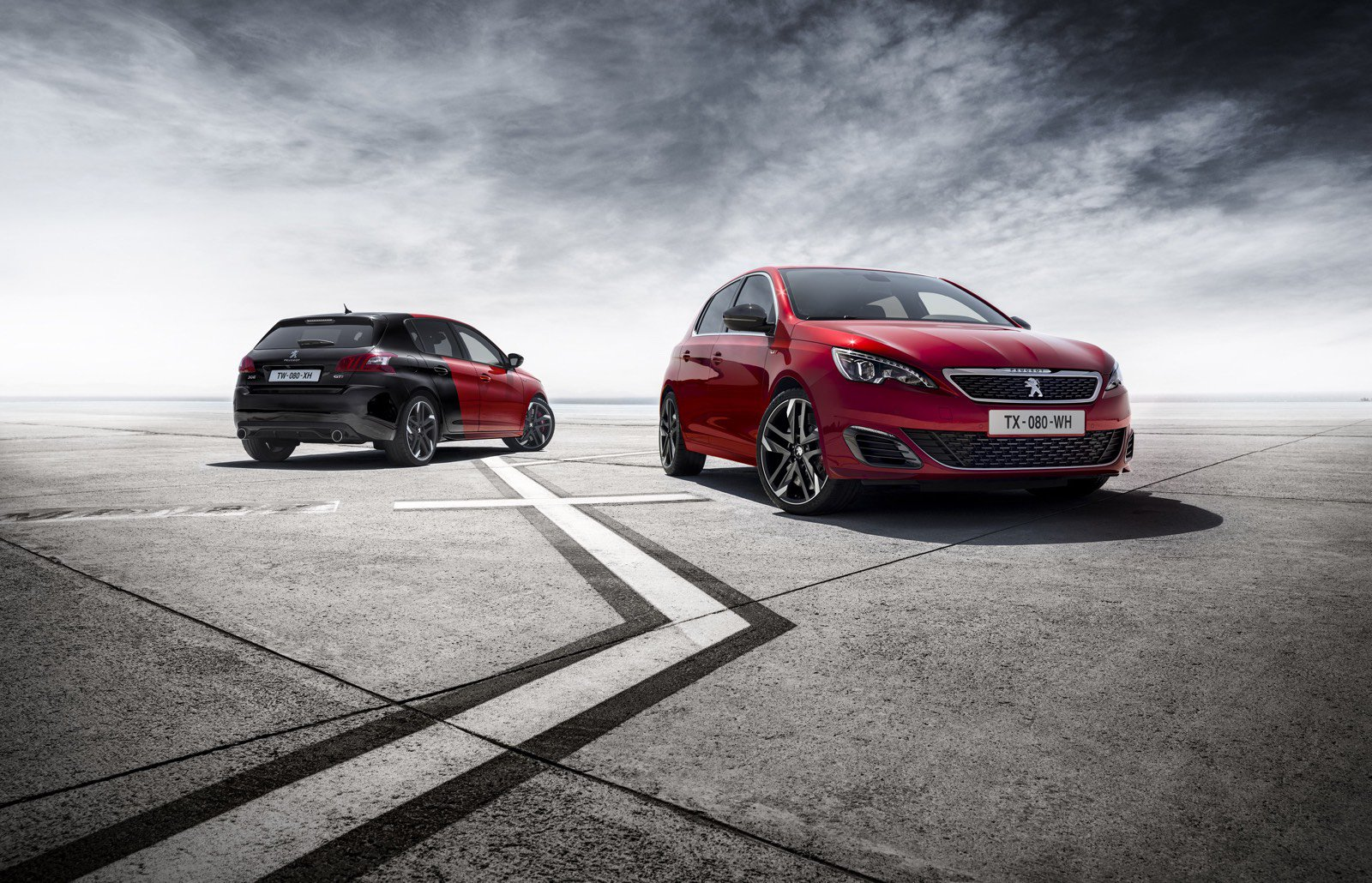 Take A Look At The Peugeot 308 GTi 4