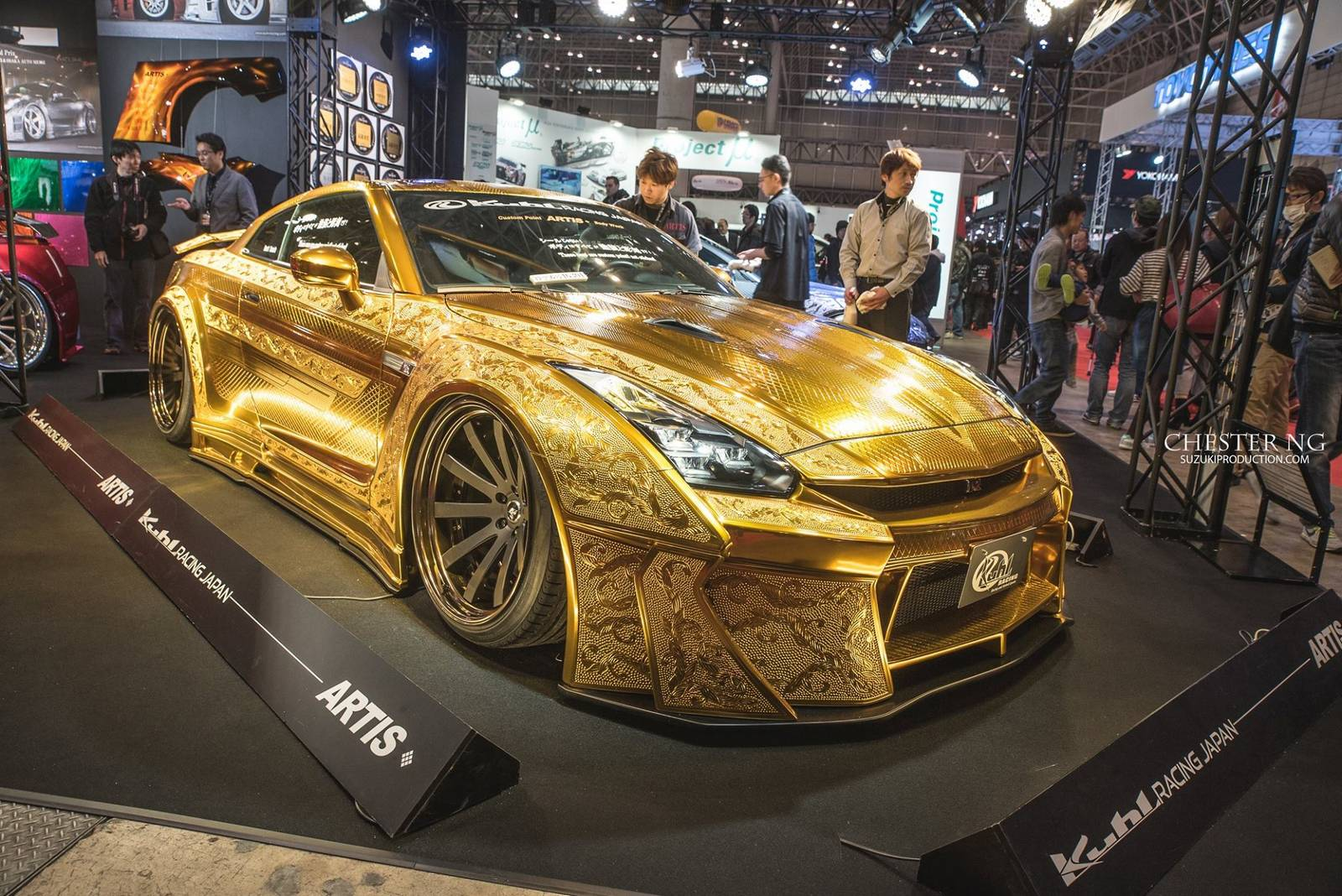 Tuned Vehicles Displayed At TOKYO AUTO SALON 2016!