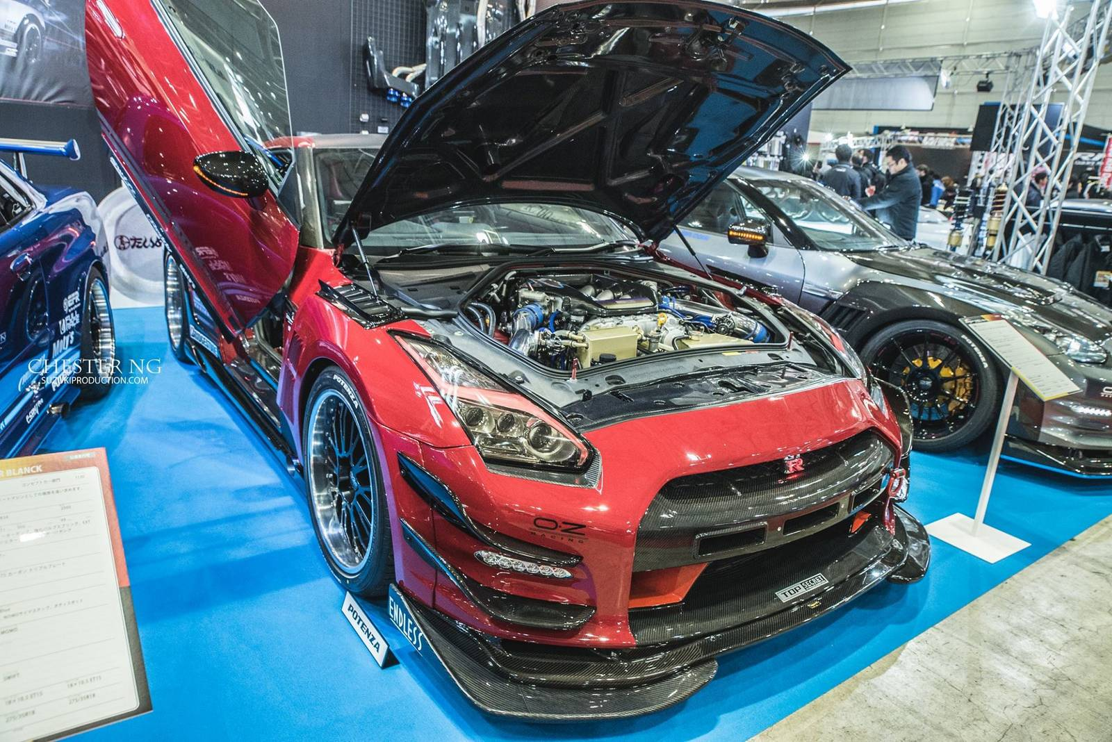 Tuned Vehicles Displayed At The 2016 Edition Of TOKYO AUTO SALON 4