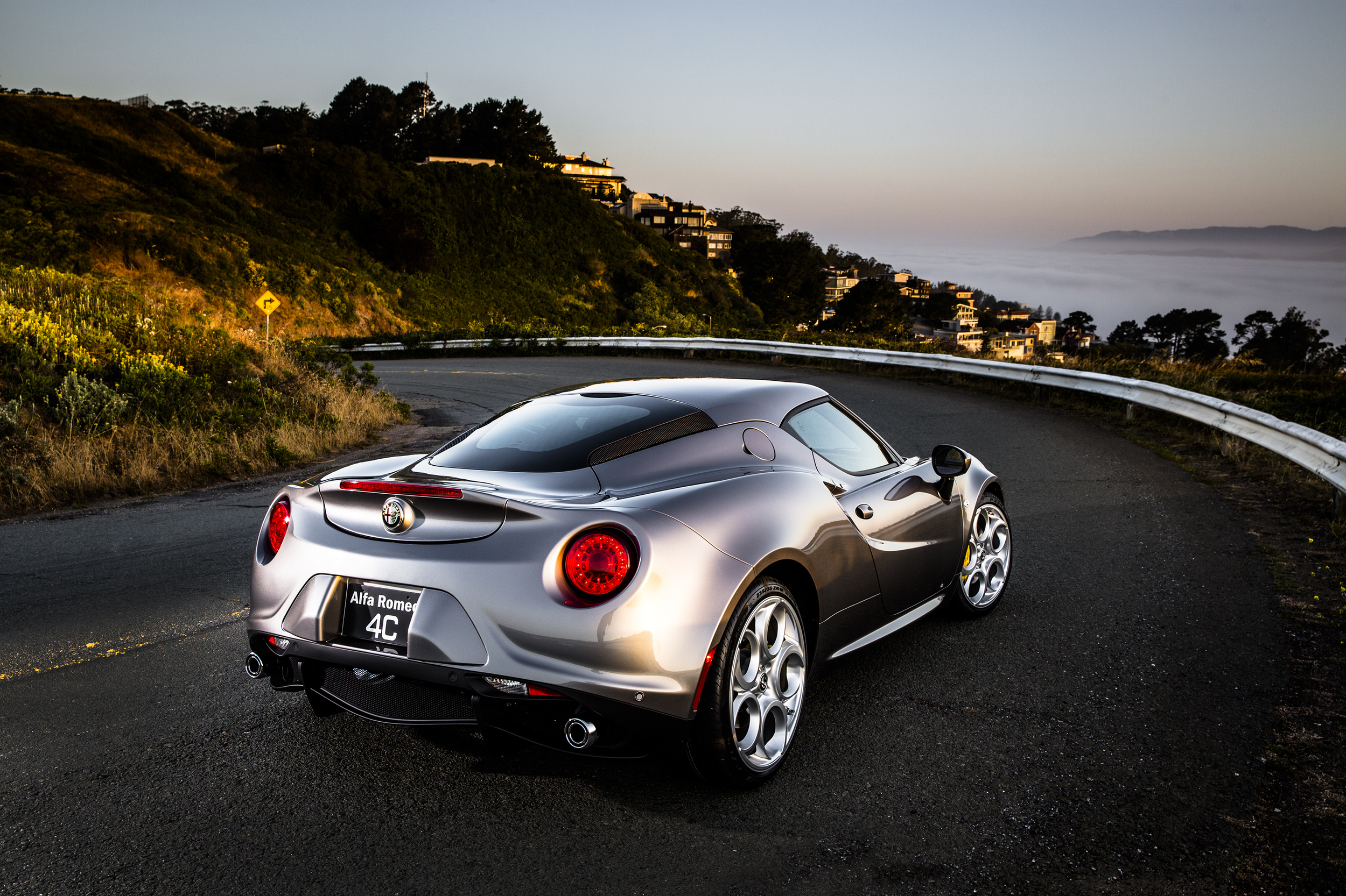 Meet The New Alfa Romeo 4c And Magnificent Sound 2016 6