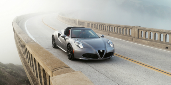 new alfa romeo 4c TN