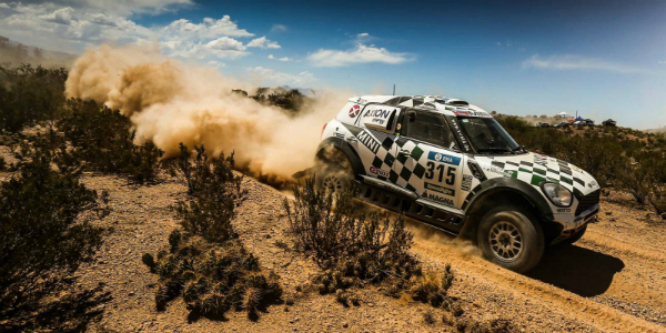 dakar rally 2016 stage 11 TN