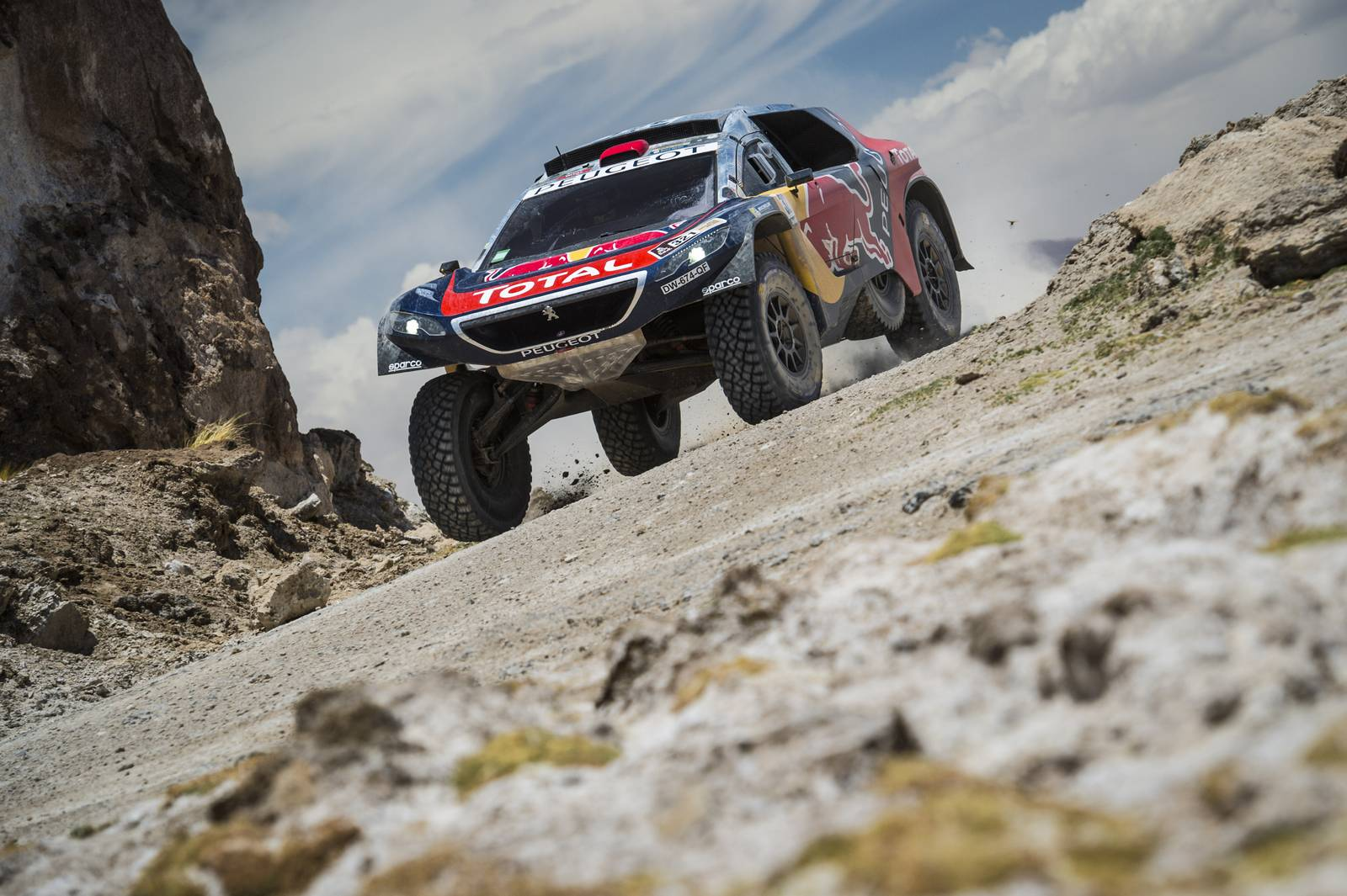 dakar rally 2016 stage 6 13