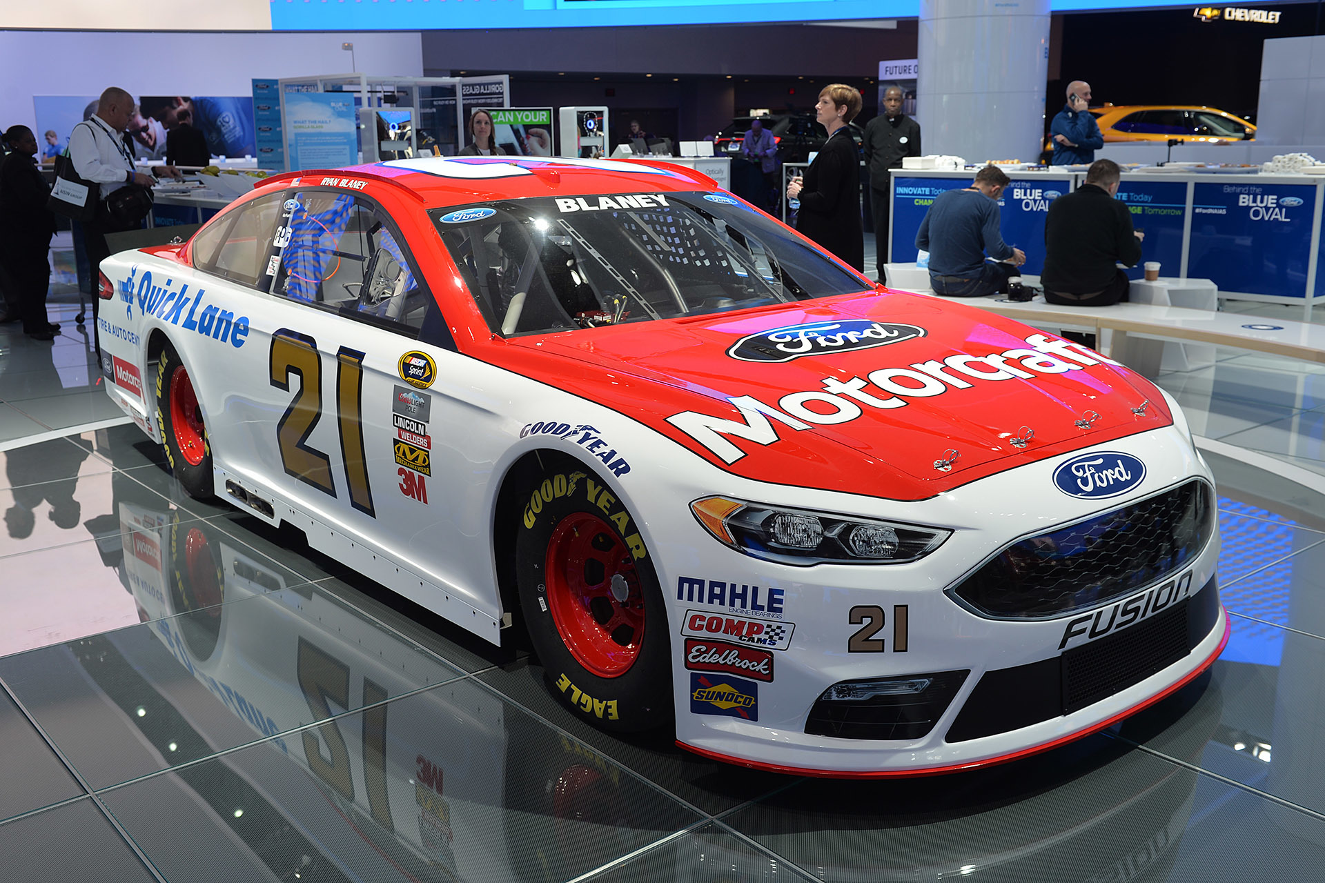 ford fusion nascar cover