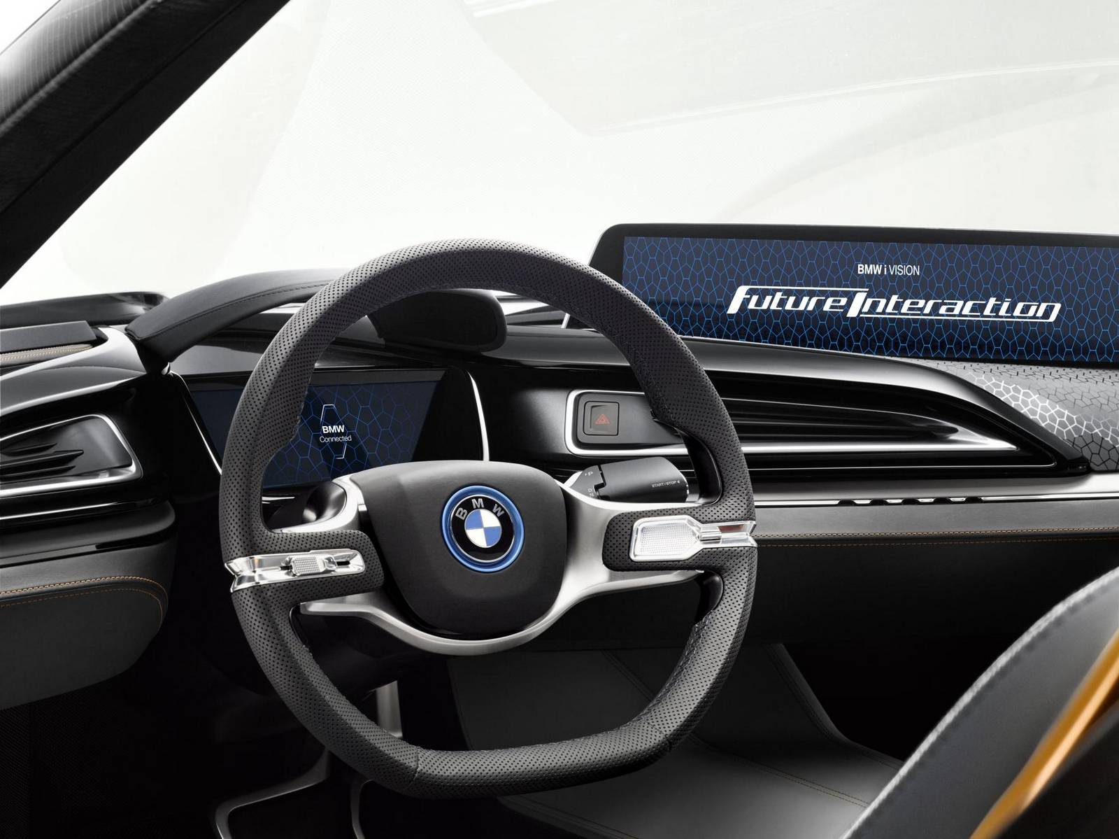 i Vision Future Interaction Concept By BMW 4