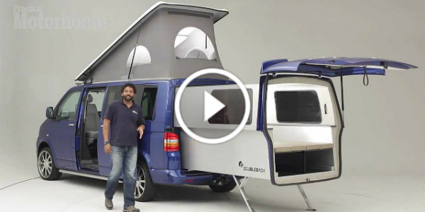 VOLKSWAGEN CAMPER With A Full PRACTICAL REVIEW