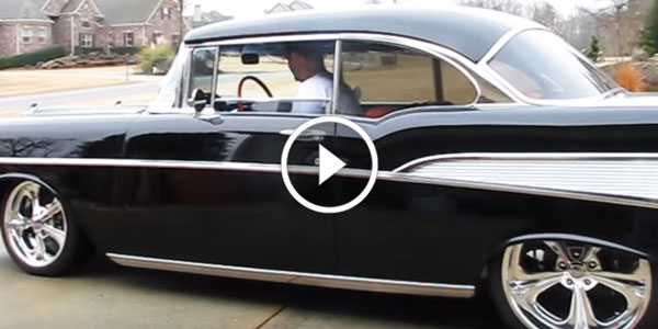 1957 CHEVY BEL AIR WITH A 632 BIG BLOCK