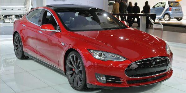 Tesla Excludes The 85 kWh Battery For The Model S 5