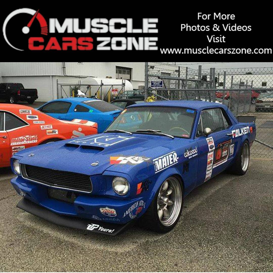 What Do You Say About This Pro Touring Mustang??ford mustanghellip