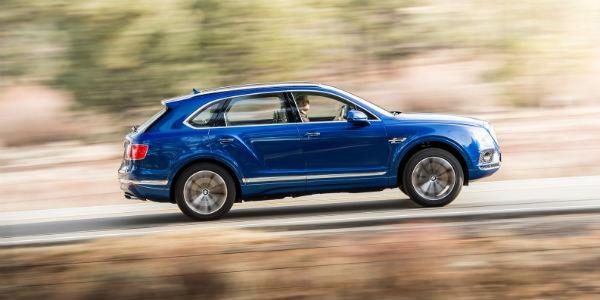 2016 Bentley Bentayga 3