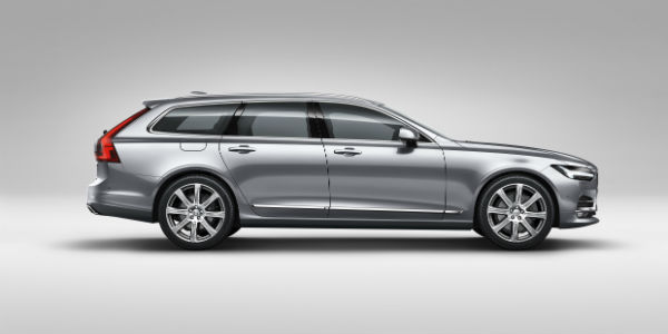 2018 volvo v90 wagon cover