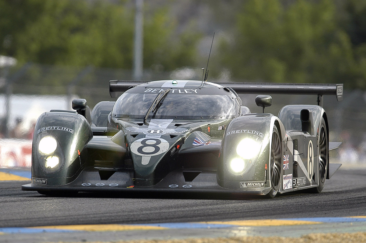 Bentley Has Plans For A New LMP2 Car! - Muscle Cars Zone!
