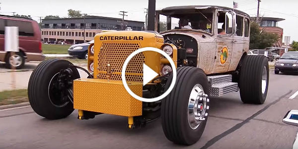 CATERPILLAR HOT ROD 14
