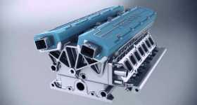 Koenigsegg CAMLESS Engine 1
