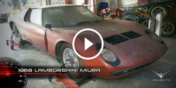 1968 lamborghini miura barn find try not to get too excited muscle cars zone. Black Bedroom Furniture Sets. Home Design Ideas