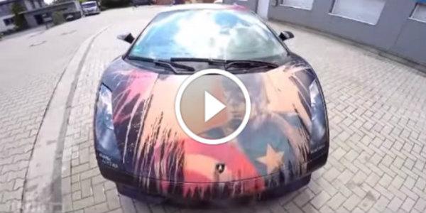 Color Changing Paint Bmw Mclaren Porsche Audi