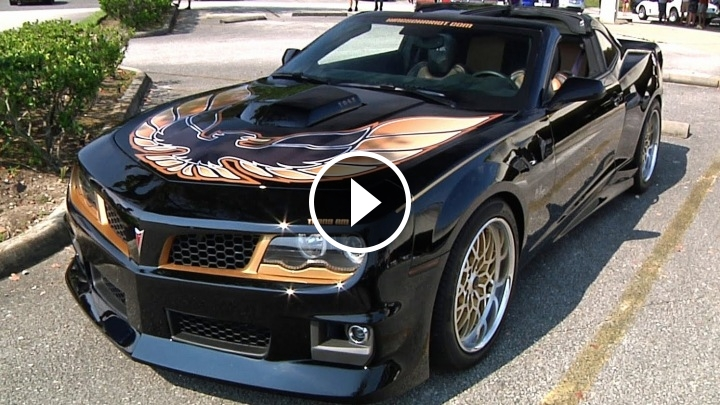 New best Pontiac Trans Am