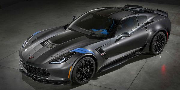 2017 Corvette Grand Sport 1
