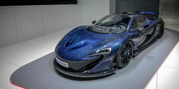 All The McLaren Cars Are Set At 2016 Geneva Motor Show 1