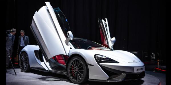 Mclaren Cars For The Geneva Motor Show Are Mclaren