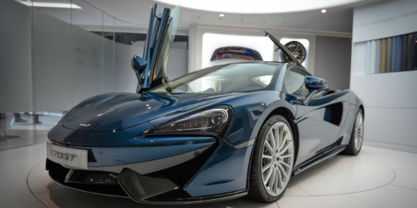 Geneva Motor Show 2016 All The McLaren Cars Are Set At 2016 Geneva Motor Show 6