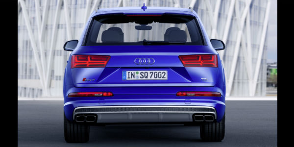 Audi Sq7 Usa >> Audi SQ7 Is Probably Coming To The States With TDI Power! - Muscle Cars Zone!