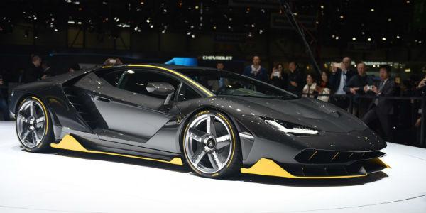 Lamborghini Centenario Is At 2016 Geneva Motor Show 6