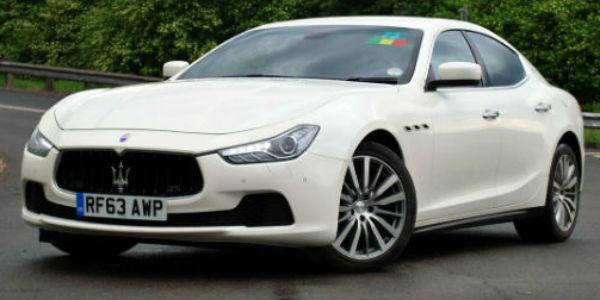 Maserati Recall cover