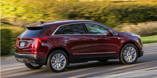 New Cadillac XT5 First Drive Is Here 5