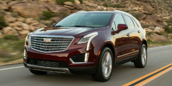 New Cadillac XT5 First Drive Is Here cover