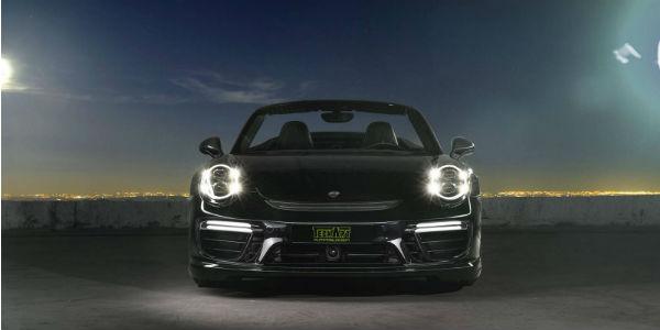 New Porsche 911 Carrera And New Porsche 911 Turbo By Techart 1