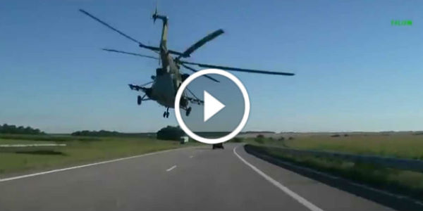 UKR helicopter highway 1 TN