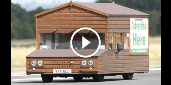 Car Shed The Fastest In The World Check Out This Speedy