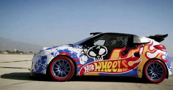 hot wheels crazy stunt 2