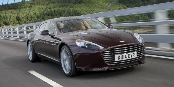 Aston Martin Electric 10