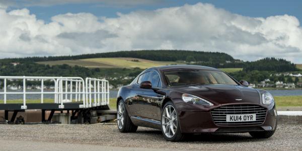 Aston Martin Electric 3