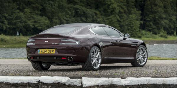 Aston Martin Electric 4