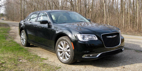 Chrysler 300 Limited 1