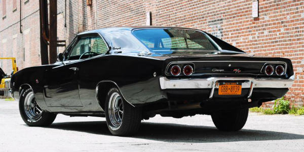 Dodge-Charger-1968 best muscle cars of all time 2