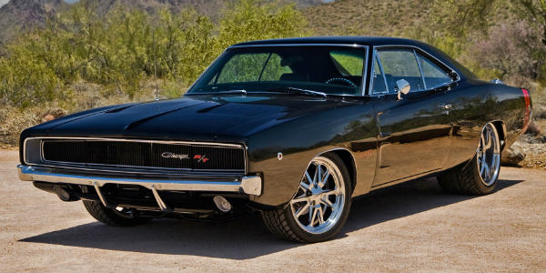 Dodge-Charger-1970 best muscle cars of all time
