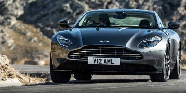 Five Aston Martin New Models To Be Launched By 2020  Muscle Cars