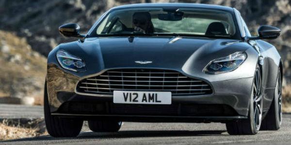 Five Aston Martin New Models cover