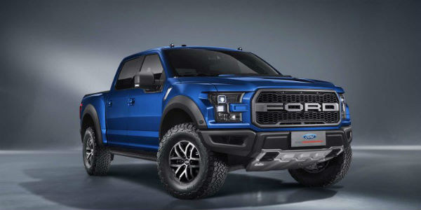 Ford F 150 Truck 1